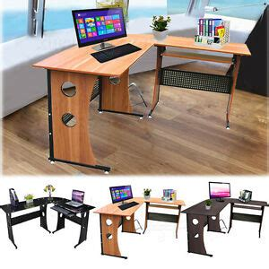 Large Corner Office Desk by Home Office Large L Shape Corner Computer Desk With