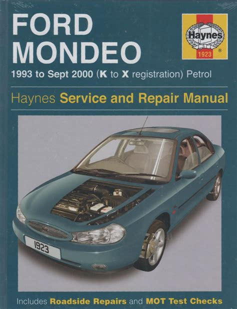 haynes repair manual ford mondeo mk2 ford mondeo repair manual haynes 1993 2000 new sagin workshop car manuals repair books