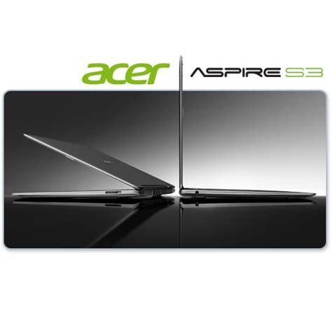 Harga Ultrabook Acer Aspire S3 pusaran elang aspire s3 ultrabook tipis harga terbaik