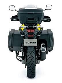 Suzuki V Strom Saddlebags 2017 Suzuki V Strom 650 Ride Review Adv Pulse