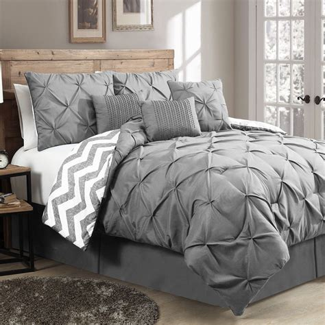 Grey Bedspread Bedroom Comforter Sets On Bed Comforter Sets