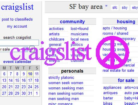 I Posted An Ad On Craigslist This Morning To Rent by Is Craigslist For Spammers Scammers Or Laying The