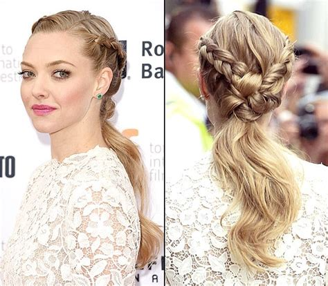 braided hairstyles red carpet celebs hot braided hairstyles on the red carpet amanda