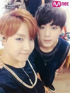 j hope and jin kpopselca