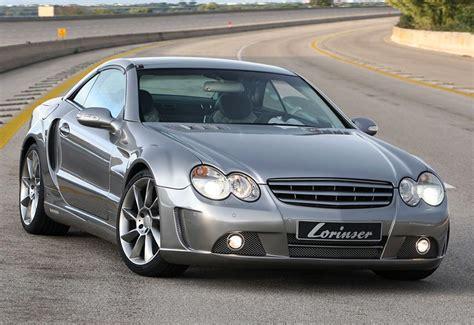 Lorinser Mercedes Price by Mercedes Sl Lorinser Price