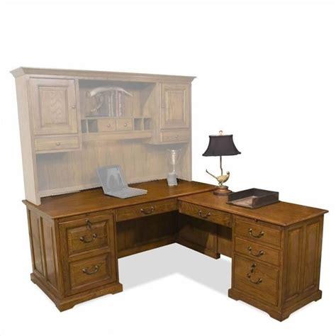 Riverside Desks by Riverside Furniture Seville Square L Shaped Computer Desk 8930