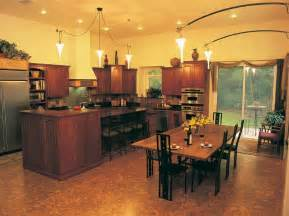 Cork Floors In Kitchen Cork An Environmentally Friendly Flooring Choice How To Build A House