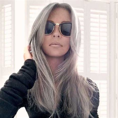 Best Hair Style Product Grey Hair by Hairstyles For Gray Thick Hair Hairstyle 2013