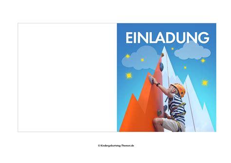 einladung klettern vorlagen kostenlos ausdrucken jpg