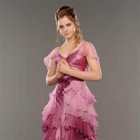 Hermione Granger Dress by Dress Pink Harry Potter Hermione Prom Dress Wheretoget