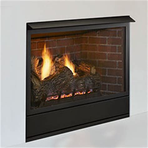 36 vff vent free traditional fireplace millivolt