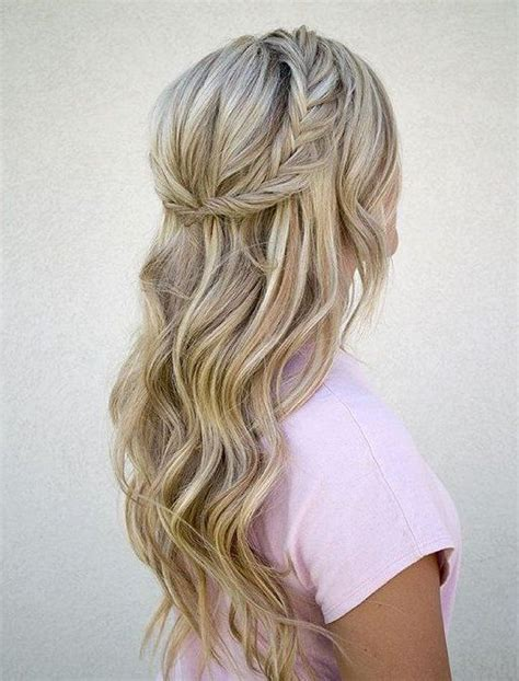 Halfway Up Hairstyles by 1000 Ideas About Braid Hair On Braids