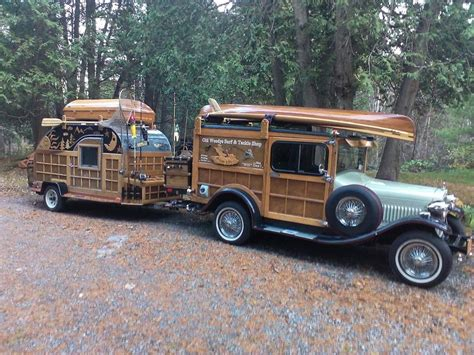 Interior Design Model Homes Pictures by 1929 Ford Model Woody Teardrop Trailer Total Survival