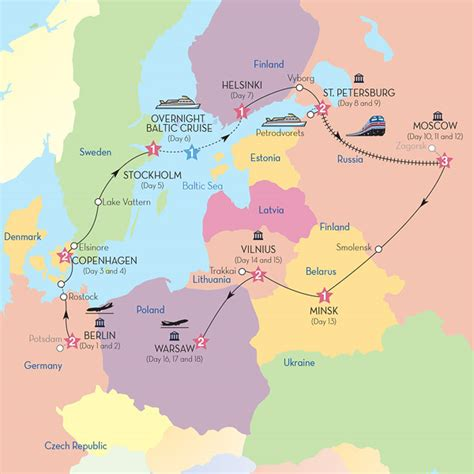 map of russia with cities and capitals northern capitals russia summer 2017 insight
