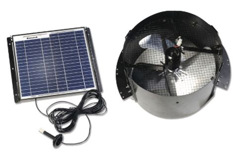 solar powered exhaust fan shed small solar vent fans bing images