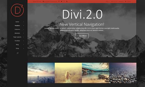 theme divi the complete review of the divi 2 0 theme