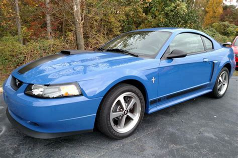 2003 ford mustang mach 1 2003 ford mustang mach 1 189936