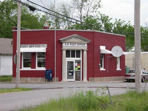 Post Office Joplin Mo by Avilla Missouri
