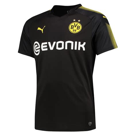 Jersey Dortmund Away borussia dortmund 17 18 away kit released footy headlines