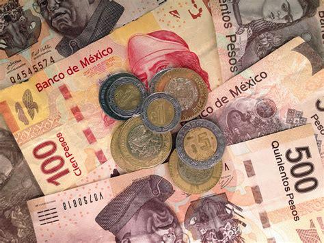 exchange money  mexico