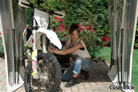 Motorrad Garage Baugenehmigung by Garage Box Die Vielseitig Nutzbare Garage