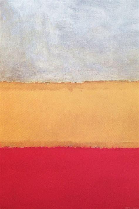 ipad wallpaper classic art freeios7 al60 mark rothko style paint art pink yellow