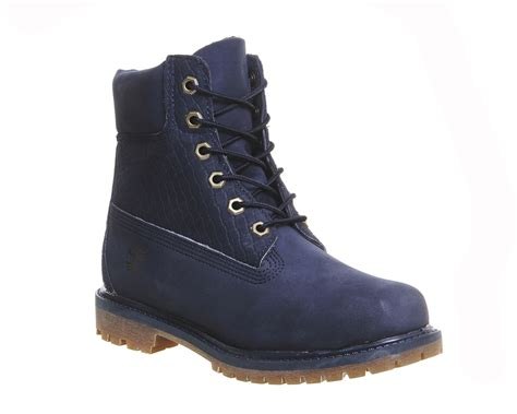 Boots Timberland Premium Size 10w Second 1 timberland premium 6 boots navy nubuck emboss ankle boots