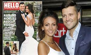 michelle keegan wedding dress revealed mark wright shares michelle keegan s bridal dress revealed after mark wright