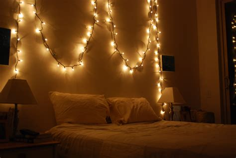 lights for bed ideas for decorating your room with lights net