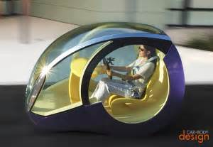 Prototype Electric Cars Of The Future A Car Prototype By Peugeot