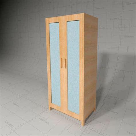ikea zip up wardrobe ikea aneboda wardrobe 3d model formfonts 3d models