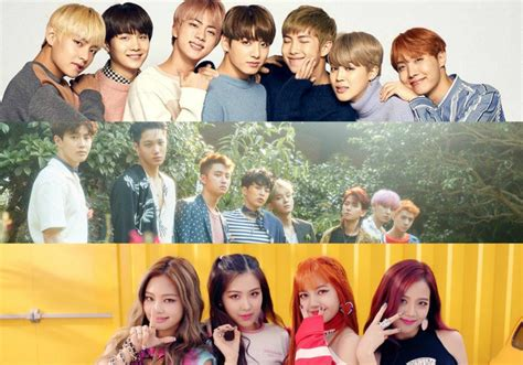 black pink dan exo which k pop artist has the most views on youtube in your