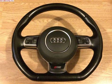 volante audi s3 volante audi s3 achatado venta de equipaci 243 n interna