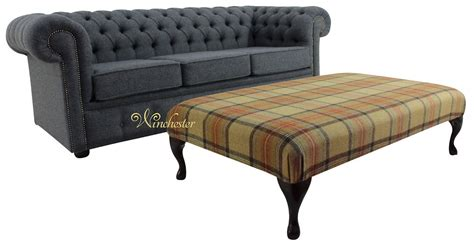 arnold sofas and beds chesterfield arnold wool 3 seater sofa settee glamis