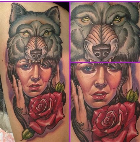 tattoo animal girl meaning of woman with animal hat page 2 big tattoo