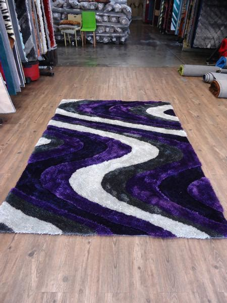 shaggy indoor area rug  grey  purple rug addiction