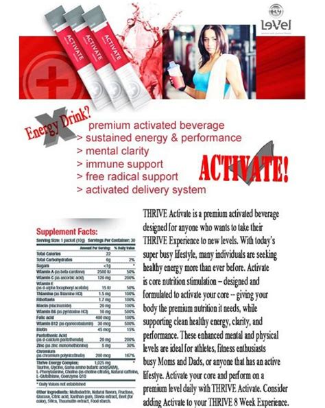3 energy drinks a week 455 best le vel thrive experience is thriving