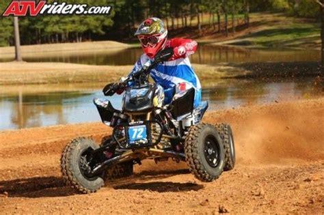 ama pro racing motocross professional atv riders 2015 vechery racing announces