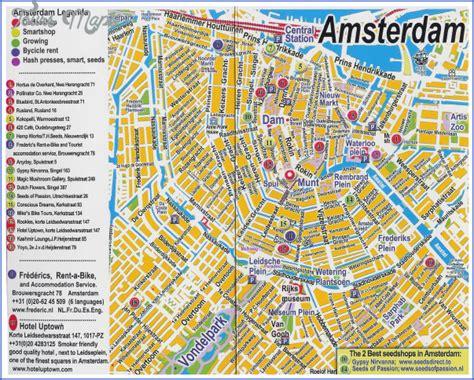 amsterdam museum district map amsterdam map tourist toursmaps