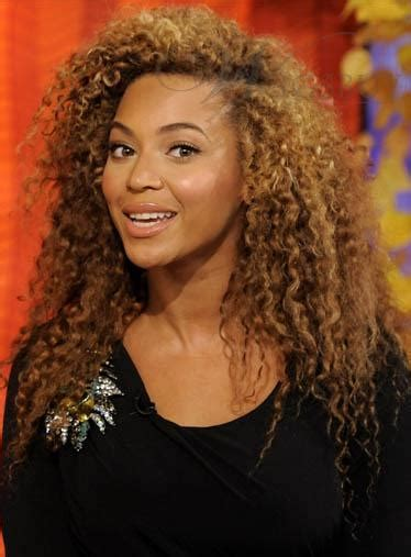 why is my hair curly in front and in back beyonce fashion modern lovely long curly lace front wig