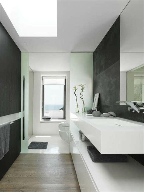 Badezimmer Schwarz Weiß Dekorieren by Wohnideen Schwarz Wei Design Gold Home Ideas