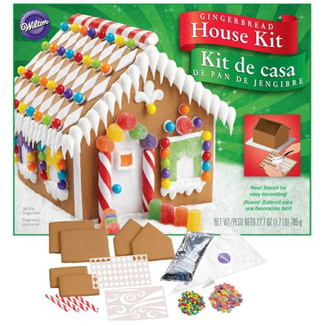 wilton gingerbread house unassembled petite gingerbread house kit wilton
