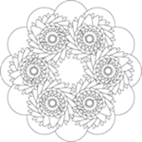 elaborate coloring pages for adults elaborate mandala coloring pages