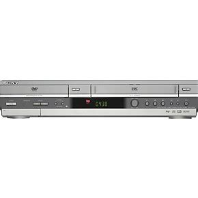 sony dvd player file format sony slvd560p dvd vcr combo musician s friend
