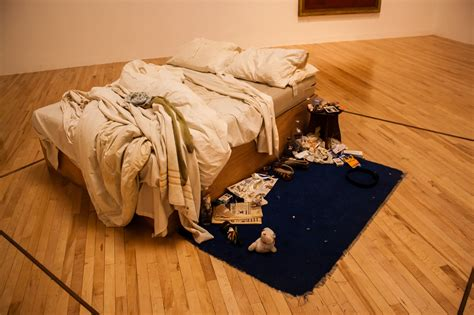 my bed 10 oeuvres d art contemporain qui ont choqu 233 le public le blog d art contemporain