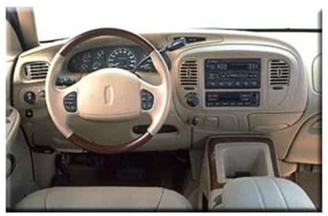on board diagnostic system 2007 lincoln navigator interior lighting 1999 lincoln navigator review ratings specs prices and photos the car connection