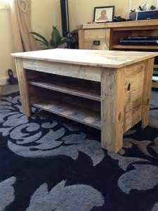 This Console Was Stained Using Minwax Dark Walnut » Ideas Home Design