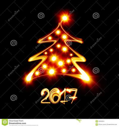 clipart buon anno buon anno 2017 illustrazione di stock illustrazione di