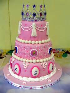 Pictures of princess cakes