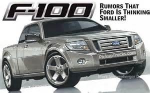 pickuptrucks.com update 1: rumors that ford is thinking